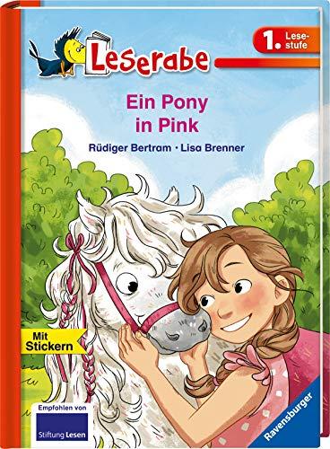Ein Pony in Pink (Leserabe - 1. Lesestufe)