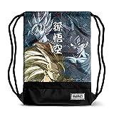 Karactermania Dragon Ball Goku-Storm Turnbeutel Bolsa de Cuerdas para el Gimnasio 48 Centimeters, Multicolor