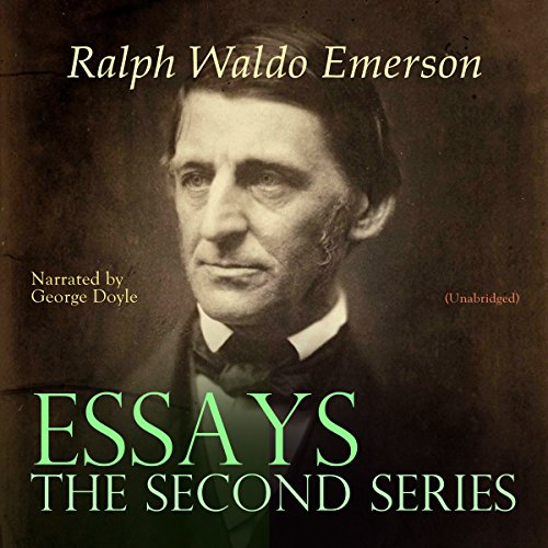 Essays. The Second Series audiobook cover art