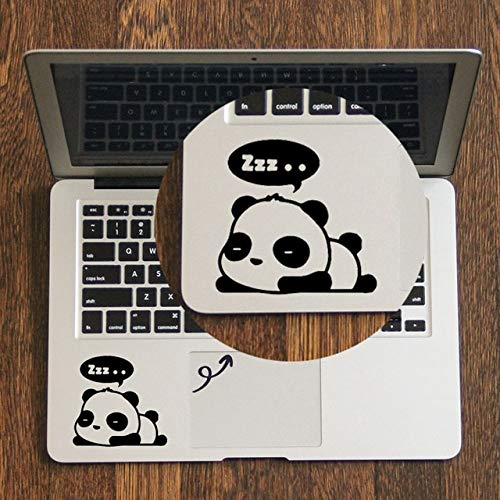 GADGETS WRAP Sleeping Trackpad Decal for MacBook Air Pro Retina 11 12 13 14 15 Inch Hp Mac Surface Book Touchpad Skin Laptop Sticker