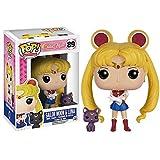 cheaaff Funko Pop Sailor Moon Figura Adorno Modelos de acción Juguetes coleccionables para Regalo de...