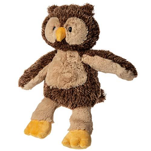 Mary Meyer FabFuzz Stuffed Animal Soft Toy, 14-Inches, Echo Owl