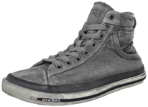 Diesel Damen Magnete Exposure IV W High-top, Grau (Gunmetal T8080), 36 EU