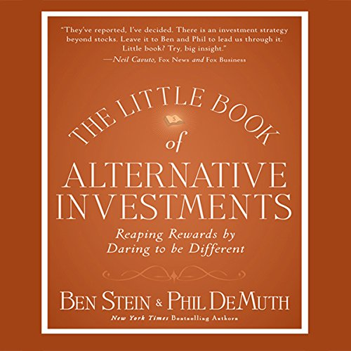 Little Book of Alternative Investments audiobook cover art