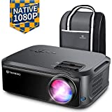 VANKYO Performance V620 Native 1080P Projector, with 5500 Lux 200' Display 50,000 Hours LED,...