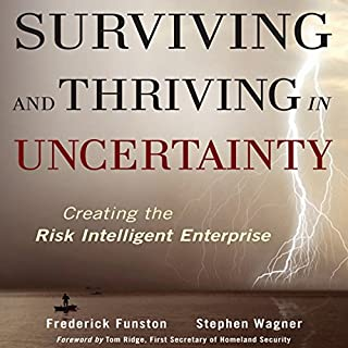 Surviving and Thriving in Uncertainty copertina