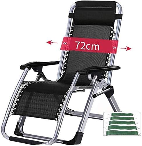 BSJZ Sun Loungers Lounge Chairs Sun Lounger/Zero Gravity Patio Lounger Chair Living Room Balcony Garden Deck Chairs Folding Adjustable Portable Support 200kg Sun Loungers