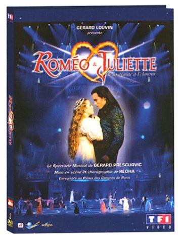 Roméo et Juliette - De la haine à l'amour [Francia] [DVD]