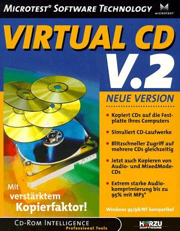 Virtual V. 2. CD- ROM für Windows 95/98/ NT 4.0