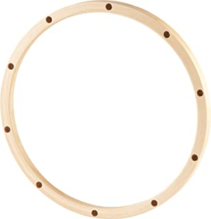 snare drum wood hoops