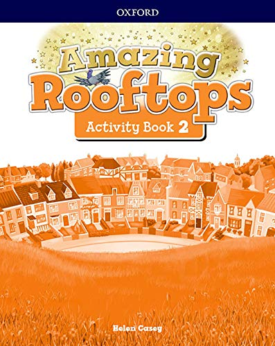 Amazing Rooftops 2. Activity Book