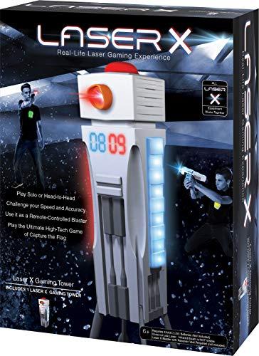 Laser X Torre di Gioco, Colore, Taglia Unica, 88033