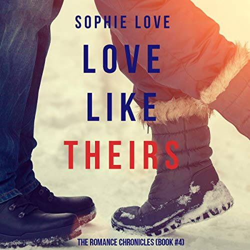 Love Like Theirs audiobook cover art
