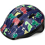 OutdoorMaster Toddler Bike Helmet - CPSC Certified Multi-sport Adjustable Helmet for...