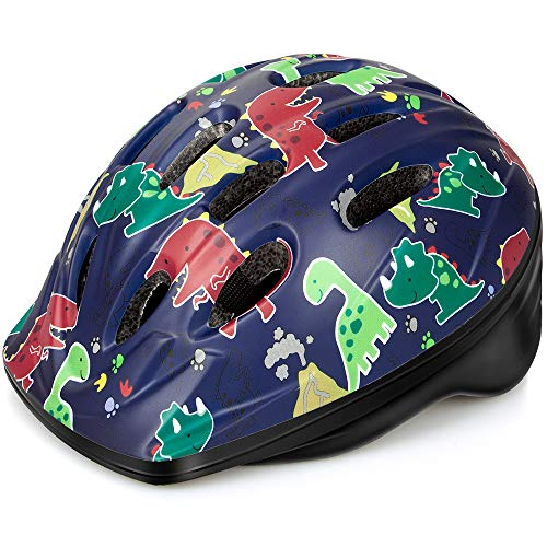 Outdoor Master Toddler Scooter Helmet