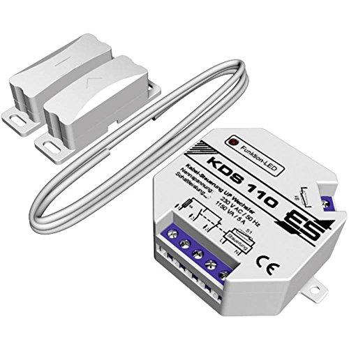 Schabus Kabel-Abluftsteuerung KDS 110 mDibt-Zulass 230V AC 50Hz Zubehör für Dunstabzugshauben 4044764000636