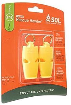SOL(ソル) レスキューホーラーホイッスル 12073