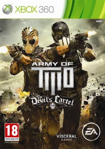 Army of Two : the Devil's Cartel - Overkill edition [import italien]