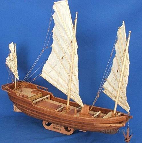 Ancnan Maquetas de Barcos, Kits de construcción de maquetas de Barcos, Kits de maquetas de Barcos de Vela Antiguos para Regalo