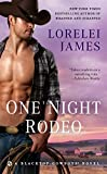 One Night Rodeo...image