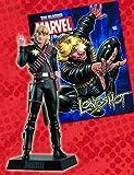 Eaglemoss Marvel Figurine Collection Nº 185 Longshot