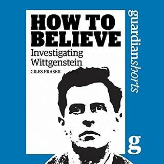 Investigating Wittgenstein audiobook cover art
