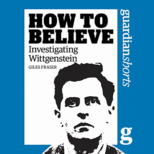 Investigating Wittgenstein audiobook cover art
