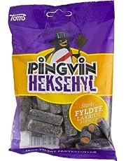ScandiKitchen, Toms Pingvin Heksehyl, Deense gezouten zoethoutstaafjes, 130 g
