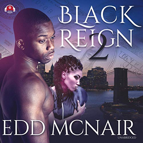 Black Reign II: Black's Return audiobook cover art