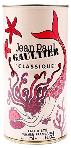 Jean Paul Gaultier Classic Summer Edition femme/women, Eau de Toilette, Vaporisateur/Spray 100 ml, 1er Pack (1 x 100 ml)