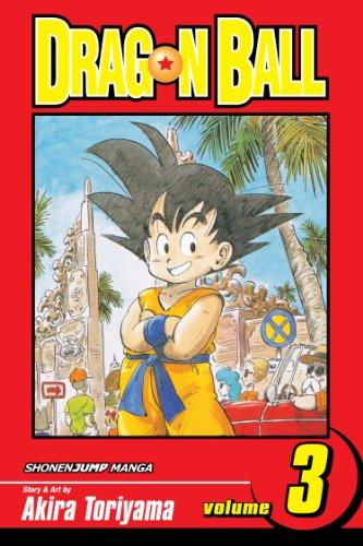 Dragon Ball, Vol. 3: The Training of Kame-Sen'nin (Dragon Ball: Shonen Jump Graphic Novel) (English Edition)