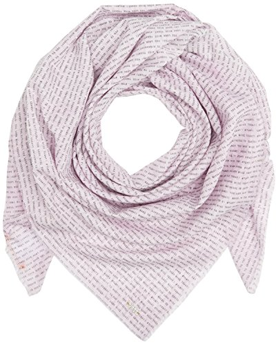 BOSS Damen Nanice Schal, Violett (Light/Pastel Purple 533), One size