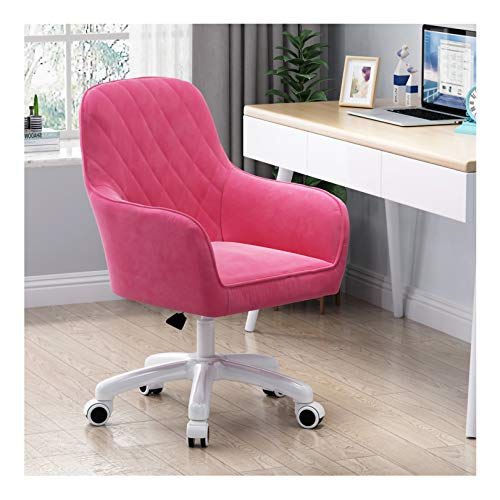 LYJBD Home Office Chair, Comfortable Thick Cushion Pad Flexible, Ergonomic Office Chair for Adults and Kids