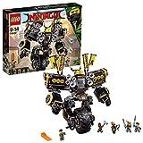 LEGO Ninjago - Le Robot Sismique - 70632 - Jeu de Construction