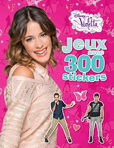 VIOLETTA - 300 STICKERS
