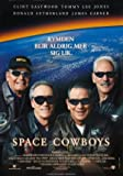 SPACE COWBOYS - CLINT EASTWOOD - US MOVIE FILM WALL POSTER