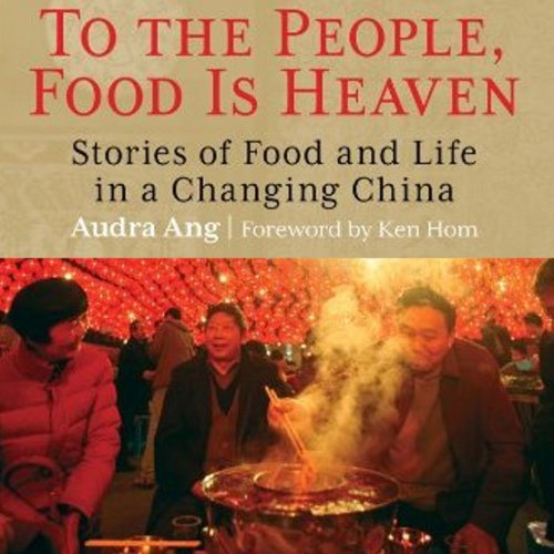To the People, Food Is Heaven audiobook cover art
