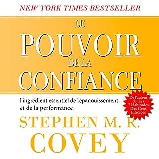 Le pouvoir de la confiance [The Power of Trust] cover art