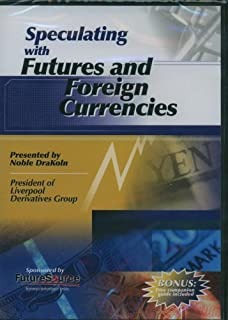Speculating with Futures and Foreign Currencies FOREX (VCD) 4X