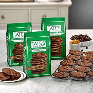 Tate's Bake Shop 3 Pk Double Chocolate Chip