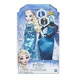 Hasbro Disney Die Eiskönigin B5170ES0 - Disney Die Eiskönigin ELSA mit festliches Wechsel-Outfit,...