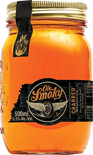 Ole Smoky Moonshine Charred Whisky (1 x 0.5l)