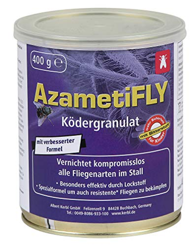 Kerbl - Cit AzametiFly Ködergranulat 400 g - 299750