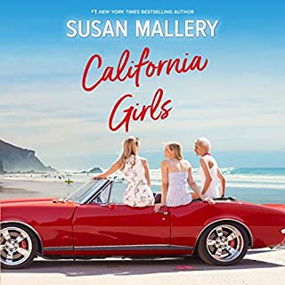 California Girls audiobook cover art