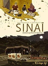 Sinaï ( la terre qu'illumine la lune ) par Fabio Brucini