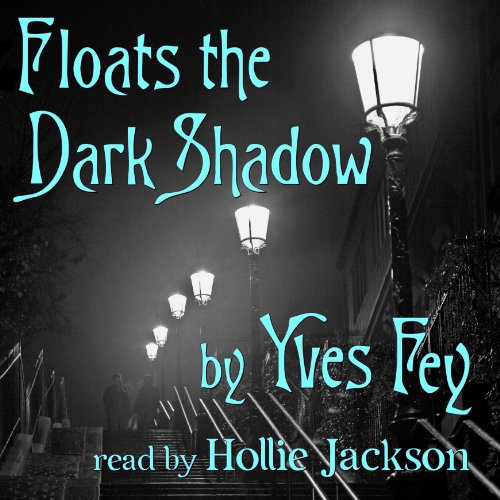 Floats the Dark Shadow audiobook cover art