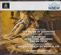 Elgar The Dream of Gerontius Enigma Variations