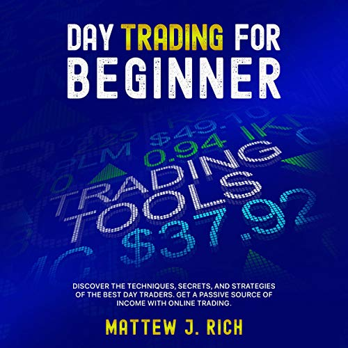 Couverture de Day Trading for Beginner