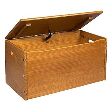 Little Colorado Toy Storage Chest Toy Honey Oak