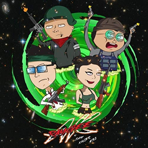 Raygee feat. Xavier, N3s & Jam